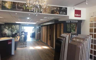 One Wood Floors Showroom