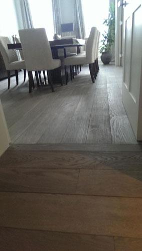 Unfinished Engineered Oak