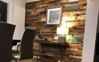 Feature Wall - Odyssey