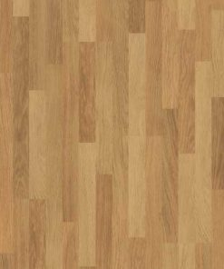Enhanced Oak Natural Varnished 3 Strip