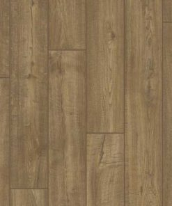 Scraped Oak Grey Brown