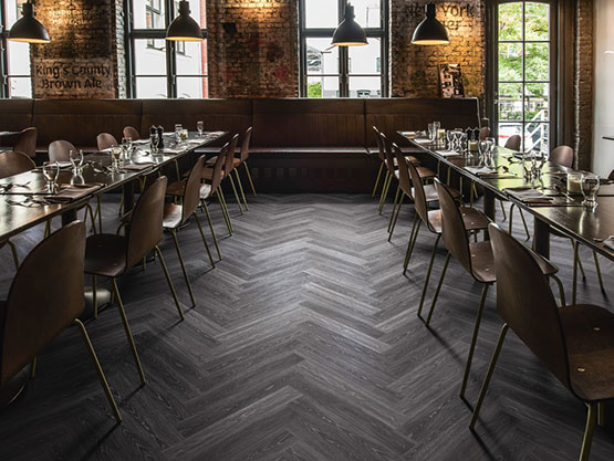 Kahrs - Luxury Tiles Click Herringbone