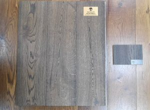 Samples of Wood Flooring