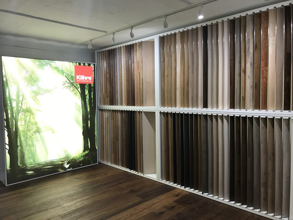 One Wood Floors - Showroom