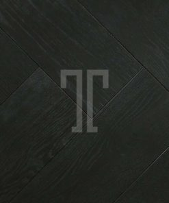 Ted Todd - Superwide Collection - Ebony Herringbone